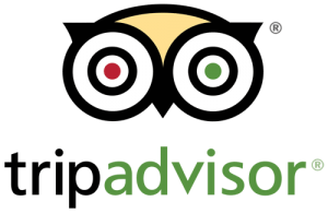 Tripadvisor logo - click to read more